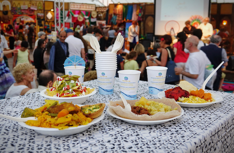 Le cucine del 21° Suq Festival: 14 sapori dal mondo e una ...